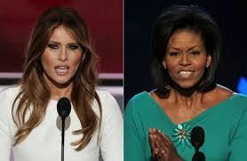 lauteure du discours de melania trump copi sur celui de michelle obama sexcuse apras le discours de celle qui