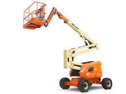 jlg aj series ii aerial work platforms for jlg 450aj series ii articulating boom lift