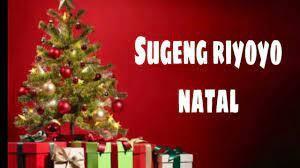 Sampai saat ini baru terdengar bahawa pp muhammadiyah yang menentukan bahea puasa ramadhan tahun 2021 / 1442 h mulai tanggal 13 april 2021. Kata Dan Ucapan Selamat Selamat Natal Dan Tahun Baru Versi Bahasa Jawa Youtube