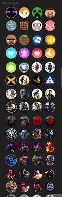 Gamerpics (also known as gamer pictures on the xbox 360) are the customizable profile pictures chosen by users for the accounts on the original xbox, xbox 360 and xbox one. Minecraft Xbox 360 Gamerpic Page 1 Line 17qq Com