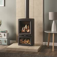 high efficiency wood burning fireplace. Gas Stove Fireplace. Gazco Vogue Midi Midline Conventional Flue, High Efficiency ( Wood Burning Fireplace