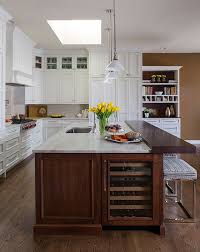 white and bright kitchen with large island a light filled kitchen remodel kitchen