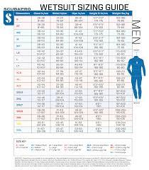 Scubapro Knighthawk Size Chart Scuba Pro Size Chart Www Bedowntowndaytona Com