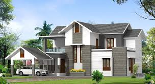 Kerala Contemporary Style House Plans   Contemporary Home Modern        Kerala Contemporary Style House Plans   Contemporary House Plans Kerala