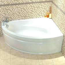 corner bath dimensions outstanding corner bathtub