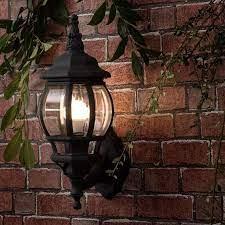windsor black vintage lantern style