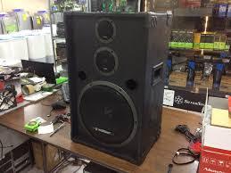 speakers 12. koncert 3-way speakers (1 pair) 12\ 12