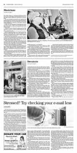 The News Journal from Wilmington, Delaware on December 15, 2014 · Page D2