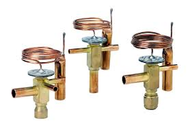 Danfoss Orifice Sizing Chart Kw Td 1 Thermostatic Expansion Valve Commercial Refrigeration