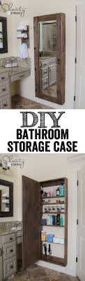 Bathroom Cabinet Organizer 17 Best Ideas About Bathroom Mirror Cabinet On Pinterest Large