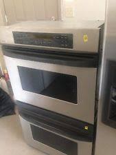 kenmore elite oven. kenmore elite stainless steel double oven