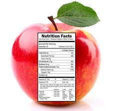 nutrition facts apple nutrition facts the truth facts about food fruit vegetable