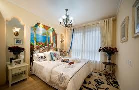 Mediterranean Living Room Decor Bedroom Contemporary Mediterranean Living Room With Soft Brown