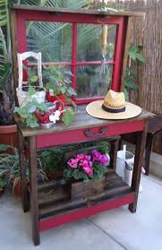 Potting Bench 390 Best Potting Bench And Tables Images On Pinterest