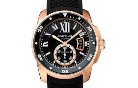 watch review calibre de cartier diver men s health