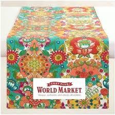 world market table runner world market fl world market outdoor table runner