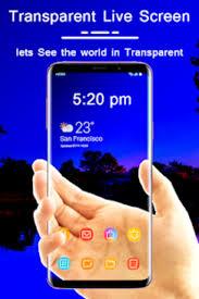 Transparent Live Wallpaper ...