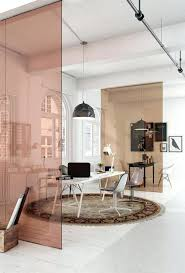 cheap office spaces. Enchanting Creative Ideas For Room Dividers Colored Glass Is A Great Way To Split Up Cheap Office Spaces