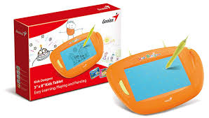 Genius Kids Designer Genius Kid Designer 5x8 Inch Childrens Tablet Amazon Co Uk