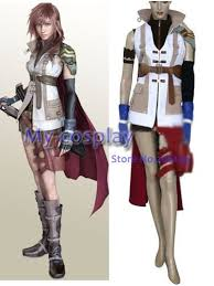 <b>Anime Final Fantasy Cosplay</b> Absolutely 1:1 Replica Final Fantasy ...