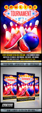 bow street flyers bowling flyer by matteogianfreda graphicriver