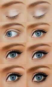 anime eye make up baby doll eye