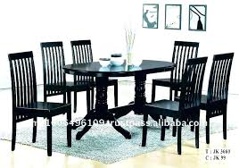 4 chair dining table designs wooden set chairs with arms crossword elegant dining room table
