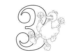 Small Picture number 3 coloring page count to number 3 coloring page bulk color