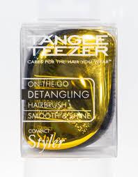 Купить <b>Расческа для волос Compact</b> Styler Bronze Chrome 1 шт ...