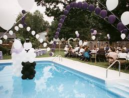 Swimming Pool Wedding Decorations Ideas: Swimming Pool Wedding Decoration  Ideas