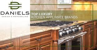Luxurious Kitchen Appliances Unique Decorating Design