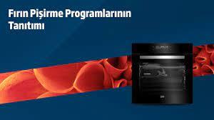 Beko Ankastre Fırın ⎜ Pişirme Programlarının Tanıtımı - YouTube