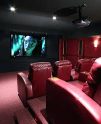 high end home theater seating modern red carpet for the interior design can  add luxury with . high end home theater ...