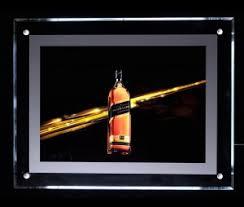 lighting frames. lighting frames acrylic photo advertising frame with led light s