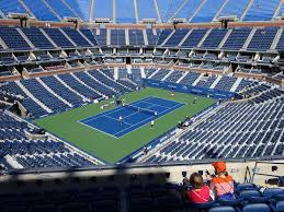 Arthur Ashe Stadium View From Loge 105 Vivid Seats