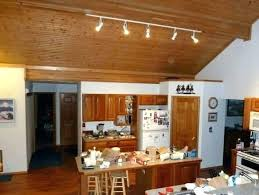 kitchens with track lighting. Kitchen Track Lighting Vaulted Ceiling Island Small Black Kitchens With