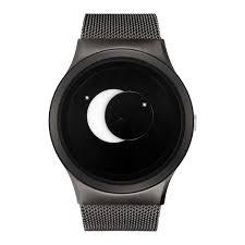 最高級 Zeroo Super Moon ゼロ 電池式クォーツ 腕時計 W02007b02sm02