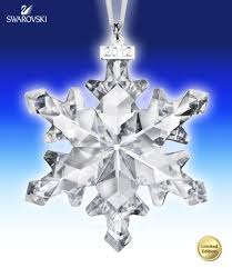(SOLD OUT)Swarovski Christmas Ornament, Annual Edition 2012