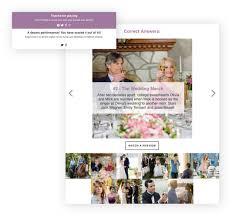 Hallmark Channel Promotes Weddings Movie Schedule With Interactive