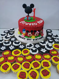 Mickey And Minnie Mouse Cake Jocakes Page 4