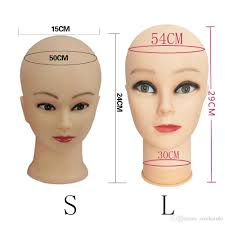 2019 professional mannequin head for practice makeup high quality and nice maniquies women mannequin head from coolhair4u 20 08 dhgate
