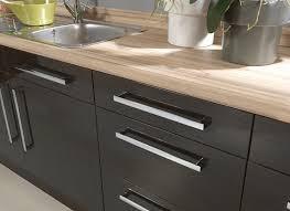 Black High Gloss Kitchen Doors Hpp Range