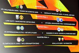 ผลจับสลากประกบคู่ รอบ 8 ทีมสุดท้าย ยูโรป้า 2019/20 : PPTVHD36