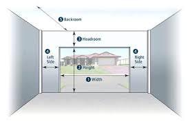 Garage Plan 6001 At FamilyHomePlanscomDimensions Of One Car Garage