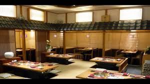 Japanese Restaurants beautiful interior design