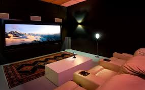home theater floor lighting. home theater sound proofing contemporary with floor lamp black room lighting