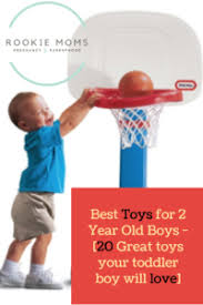 Best Toys for 2 Year Old Boys - [20 Great toys your toddler boy will