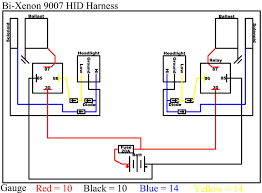 relay wiring harness wiring diagram and hernes how to install hid conversion kit relay harness wiring
