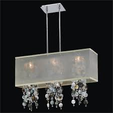 trendy mother of pearl chandelier 9 astonishing on dining room in