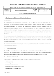 Quotation Templete Cleaning Quotation Template Pdfsimpli